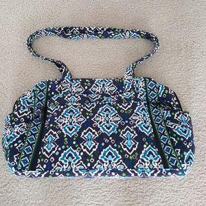 Vera Bradley Large Diaper Bag NWT